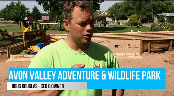 Doug Douglas, CEO & Owner, Avon Valley Adventure & Wildlife Park