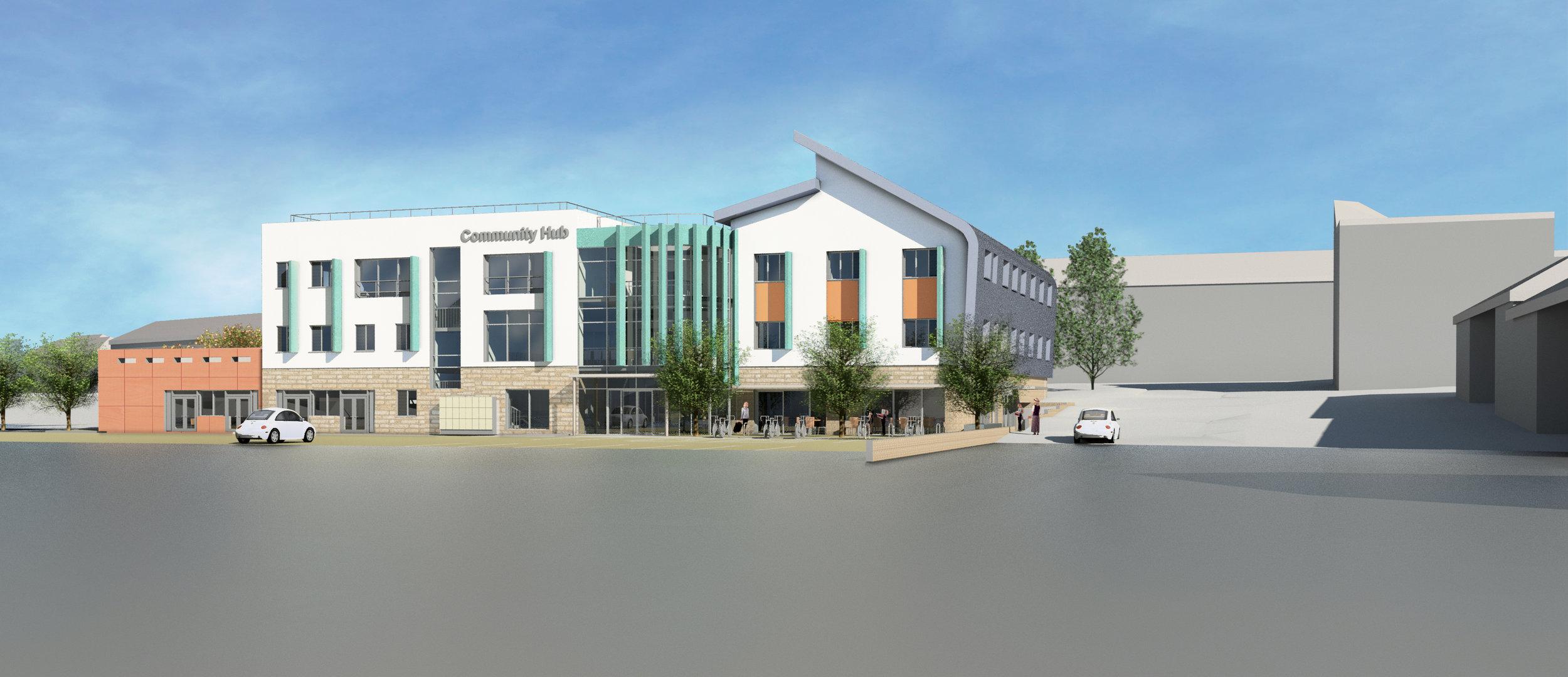 Lawrence Weston Community Hub