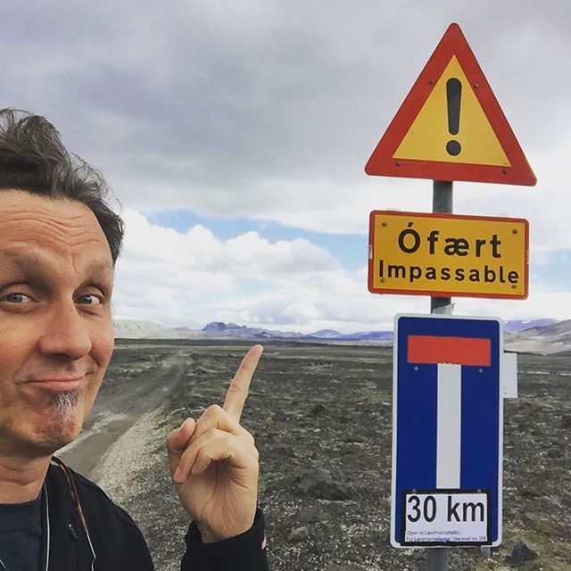 That's a bad fart Iceland