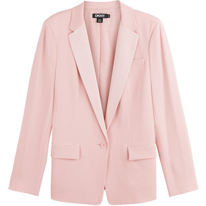 DKNY Notched Collar Blazer