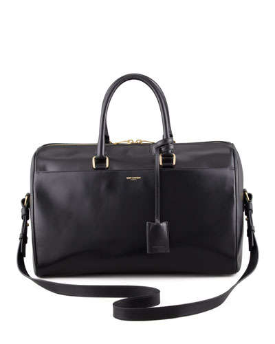 Saint Laurent Duffel 12, Black