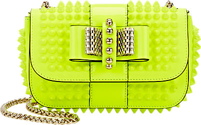 CHRISTIAN LOUBOUTIN Sweety Charity Spiked Crossbody