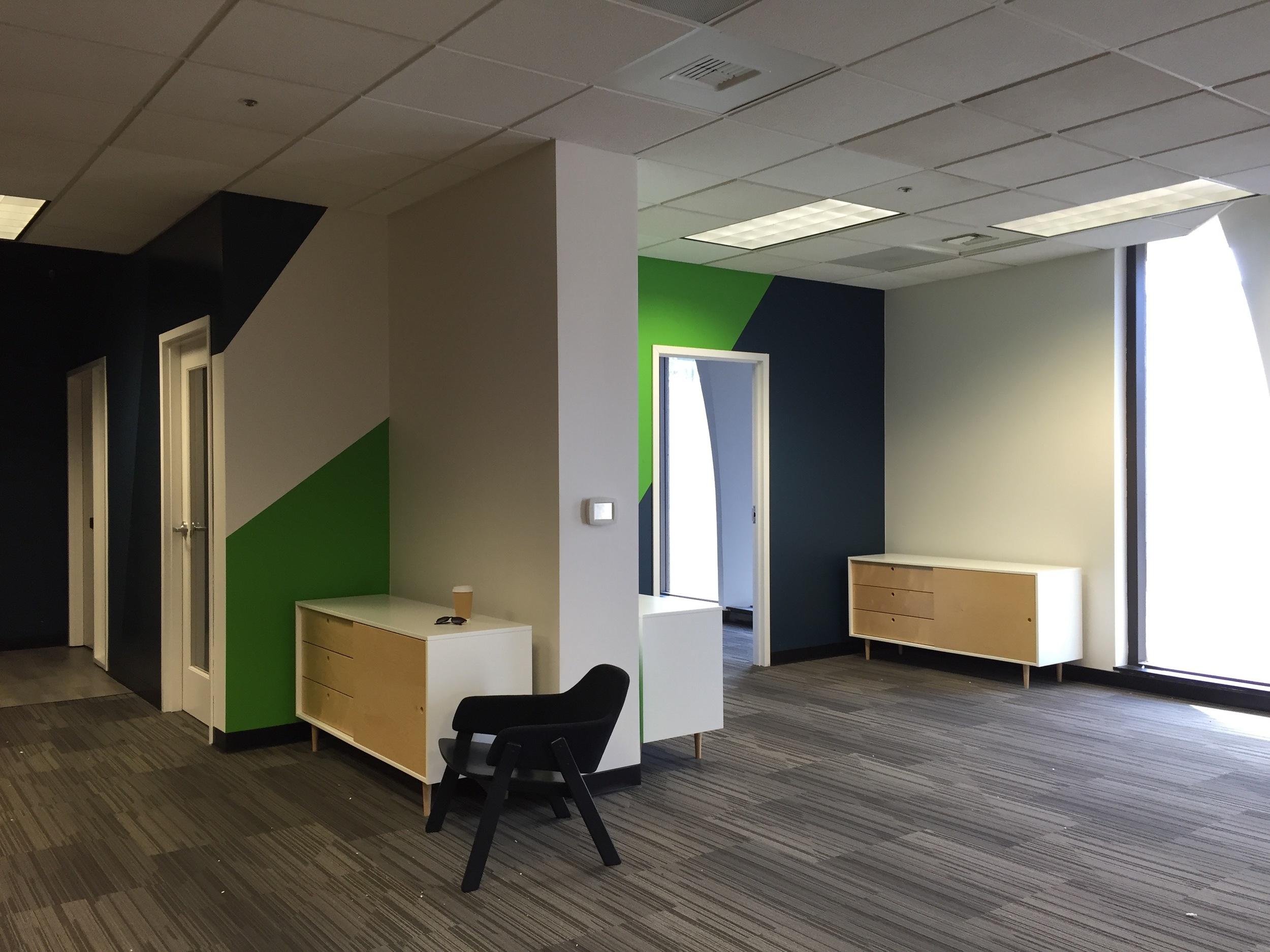 Duo Security - Tech Office - Interior Design