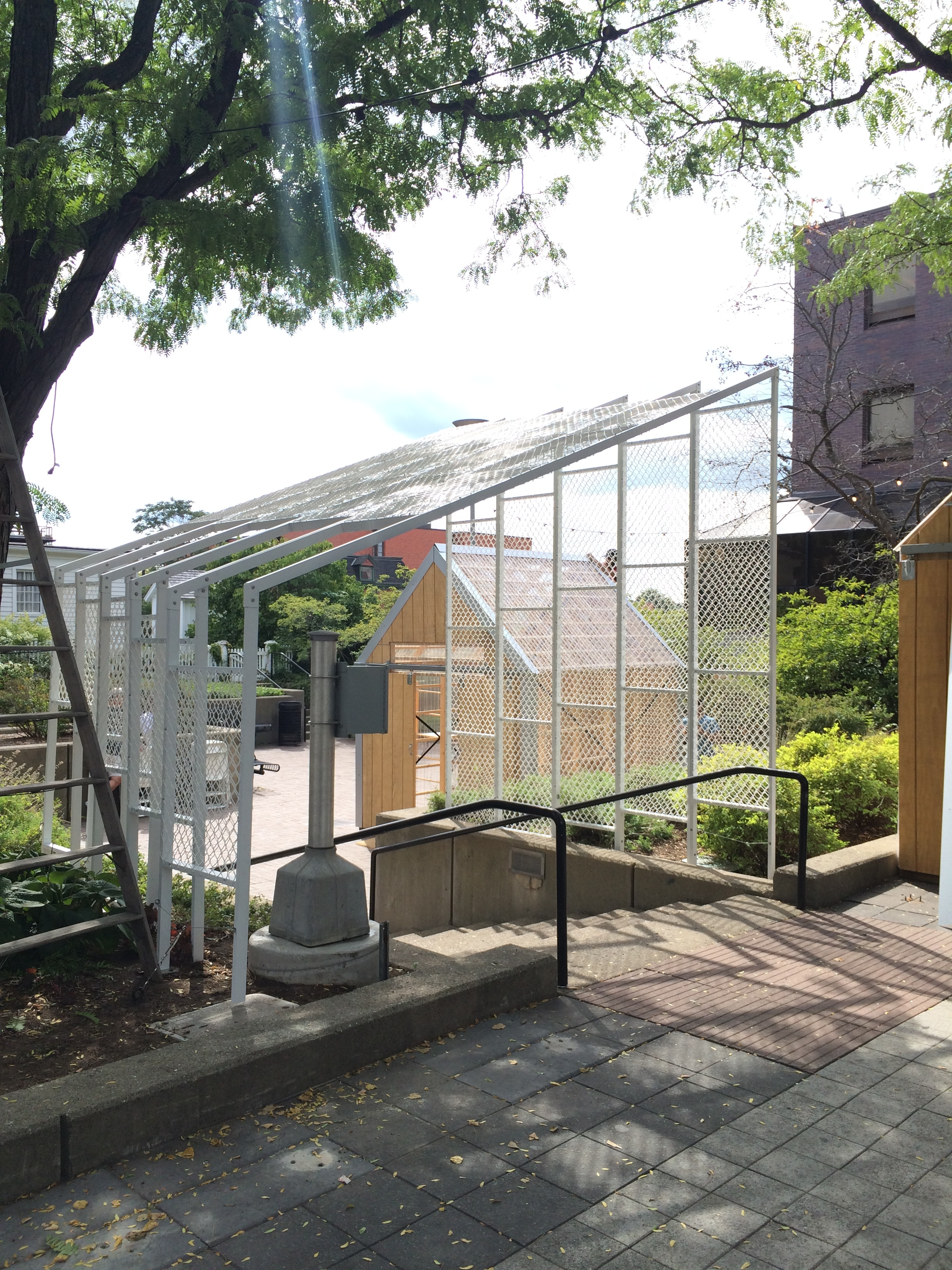 POPX Art Water Pavilion Synecdoche Design
