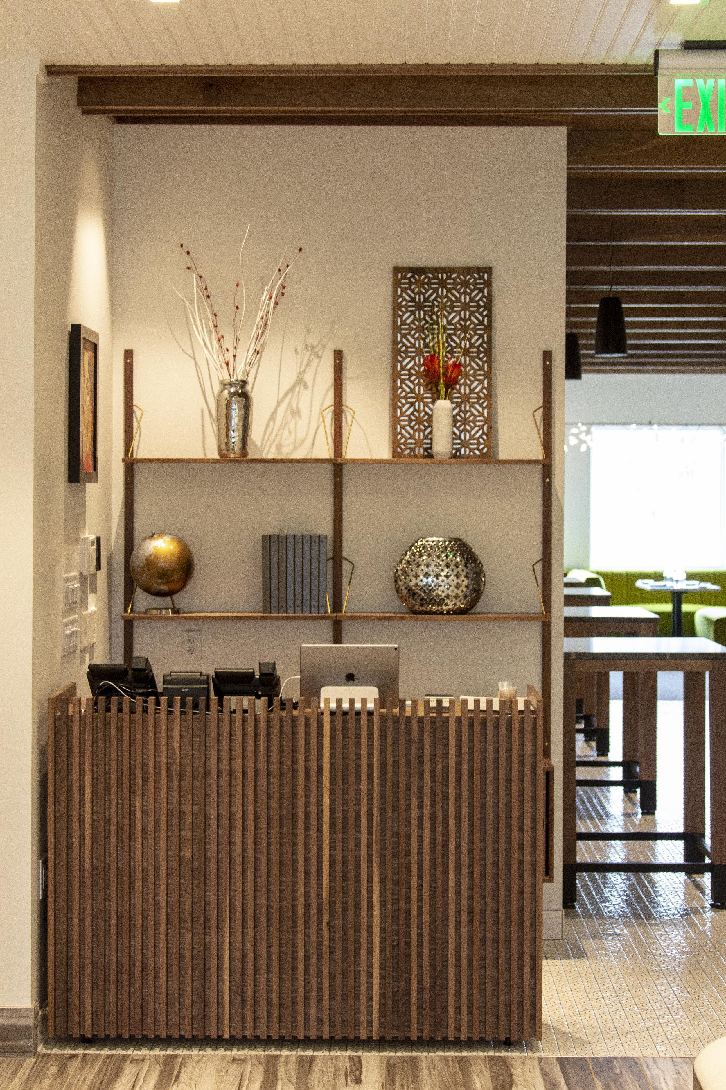 The Standard Bistro & Larder by Synecdoche Design Studio