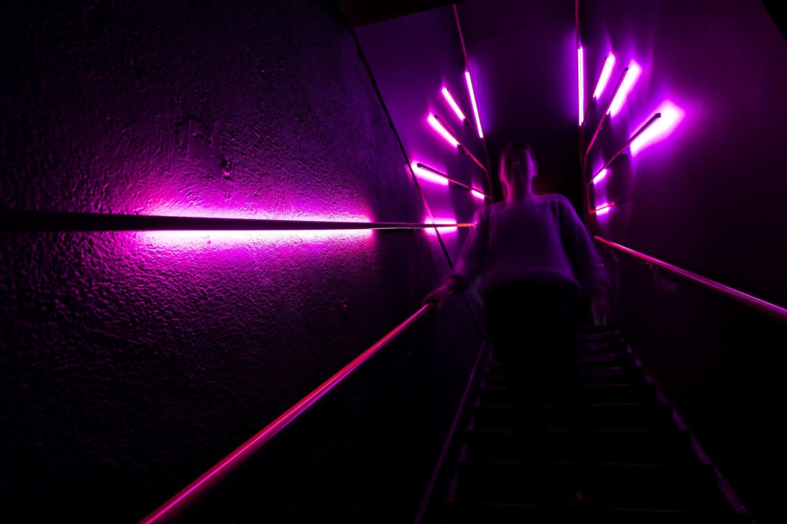 Lo-Fi bar by Synecdoche Design Studio