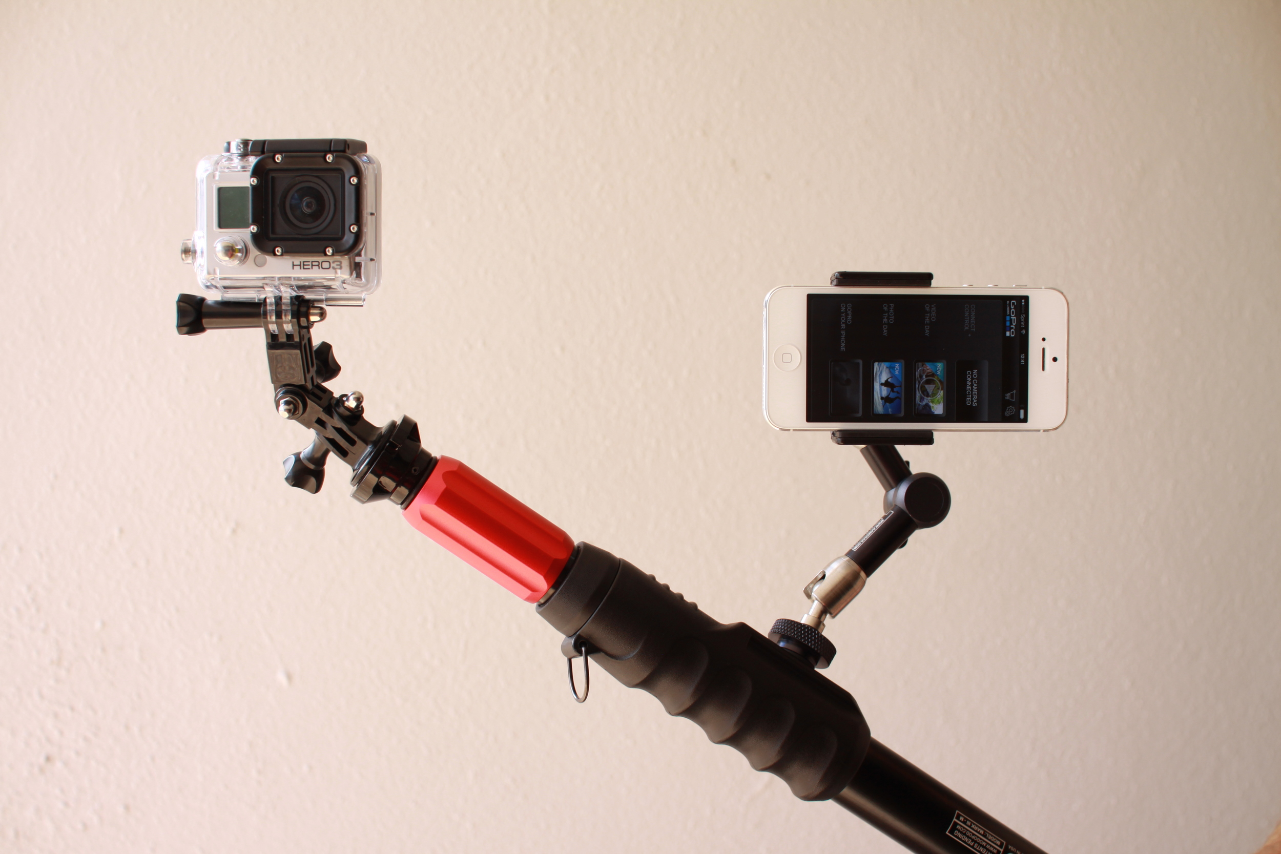 Mogopod w GoPro and iPhone .JPG