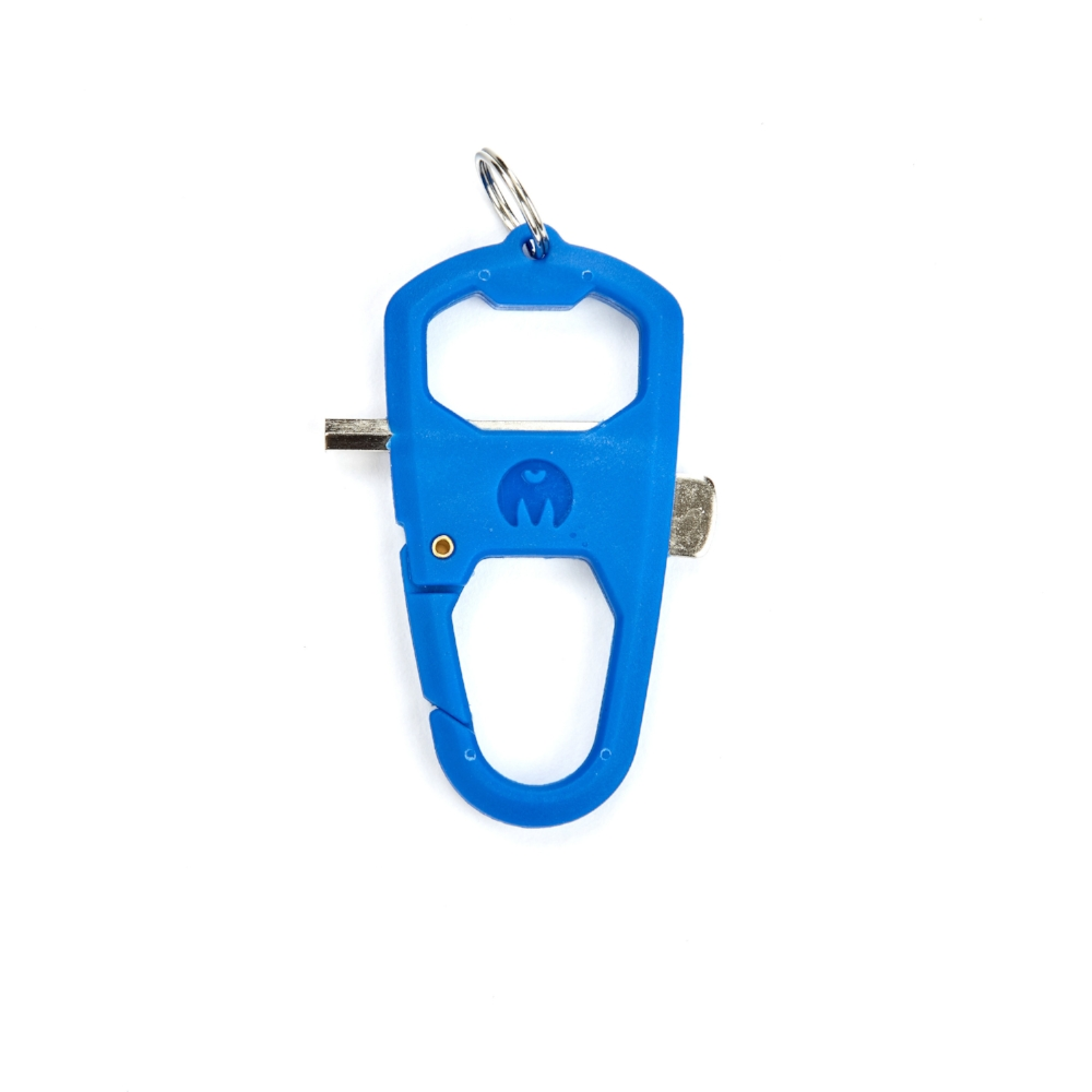 TOOLZ - Our Toolz provide a universal solution for adjusting a number of photographic products, with a 4mm hex key, screwdriver (coin key), carabiner for connecting to bags and D rings, keyring and bottle opener.