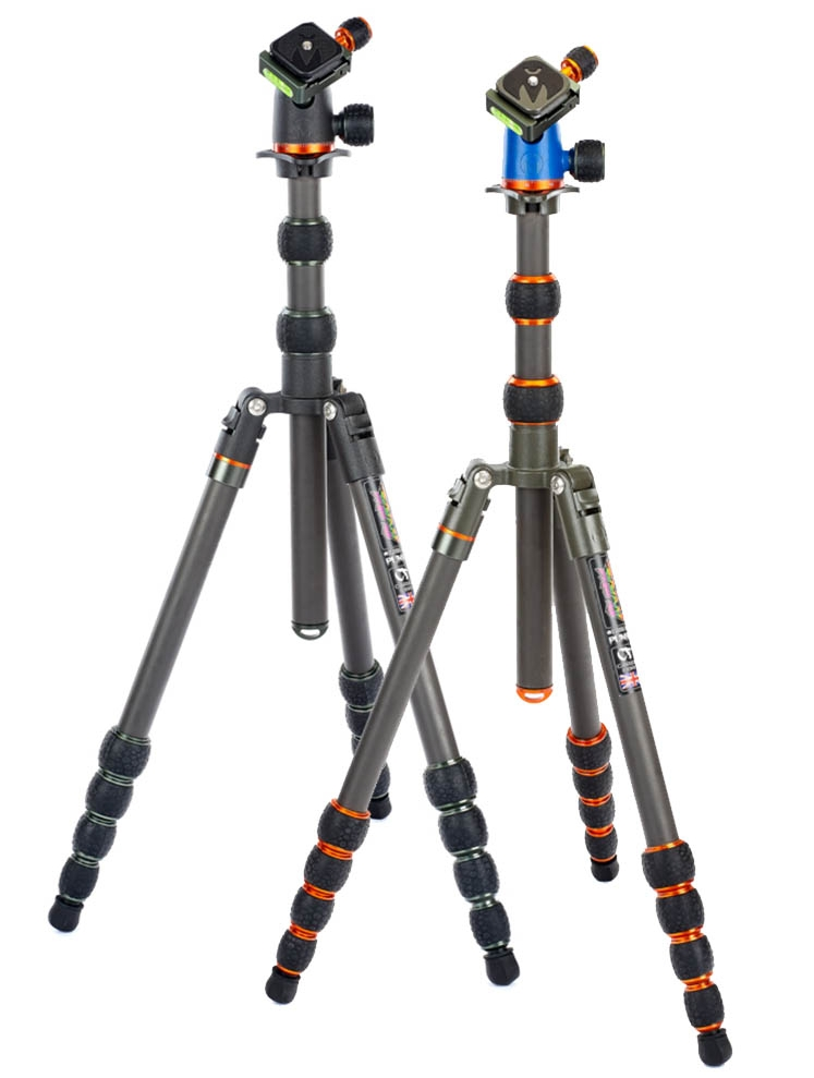 PUNKS BRIAN... - He's not the Messiah. He's a very naughty tripod...The industry benchmark in affordable, professional, travel tripod systems.