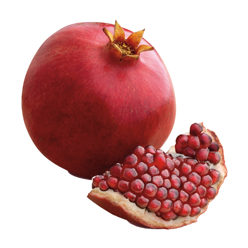 POMEGRANATE     Origin: Chile, Peru, Israel