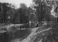 North Branch, ca. 1900  Courtesy of Chicago History Museum