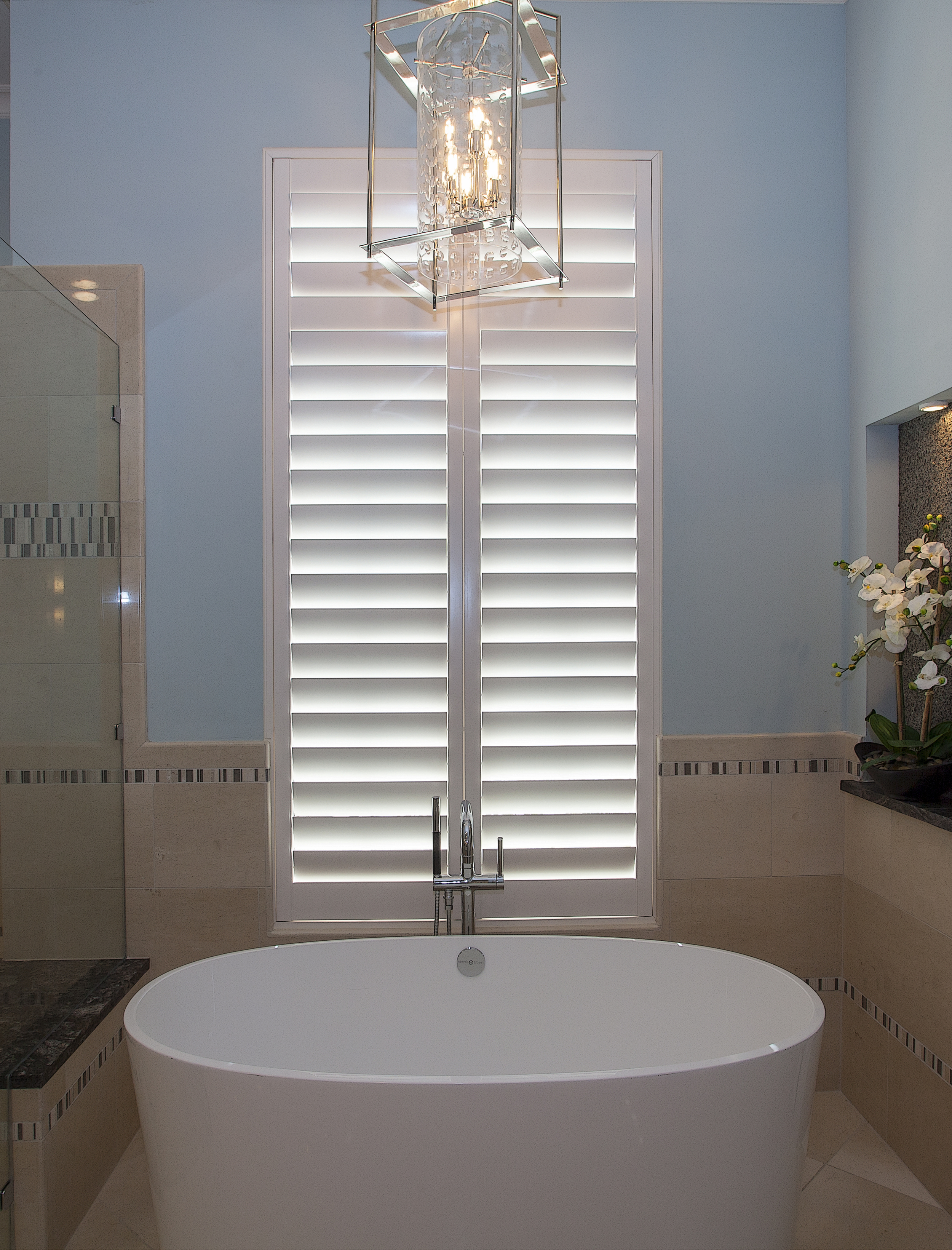 Broadleaf Elegant Shutters