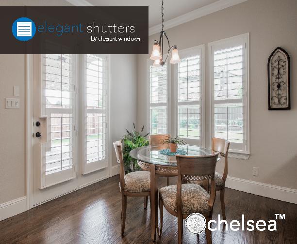 elegant shutters chelsea