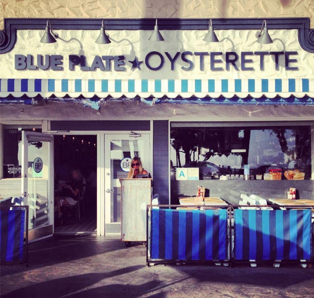 Photo courtesy of Blue Plate Oysterette
