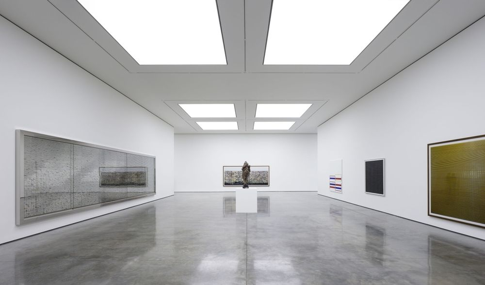 Courtesy of White Cube/ Paul Riddle
