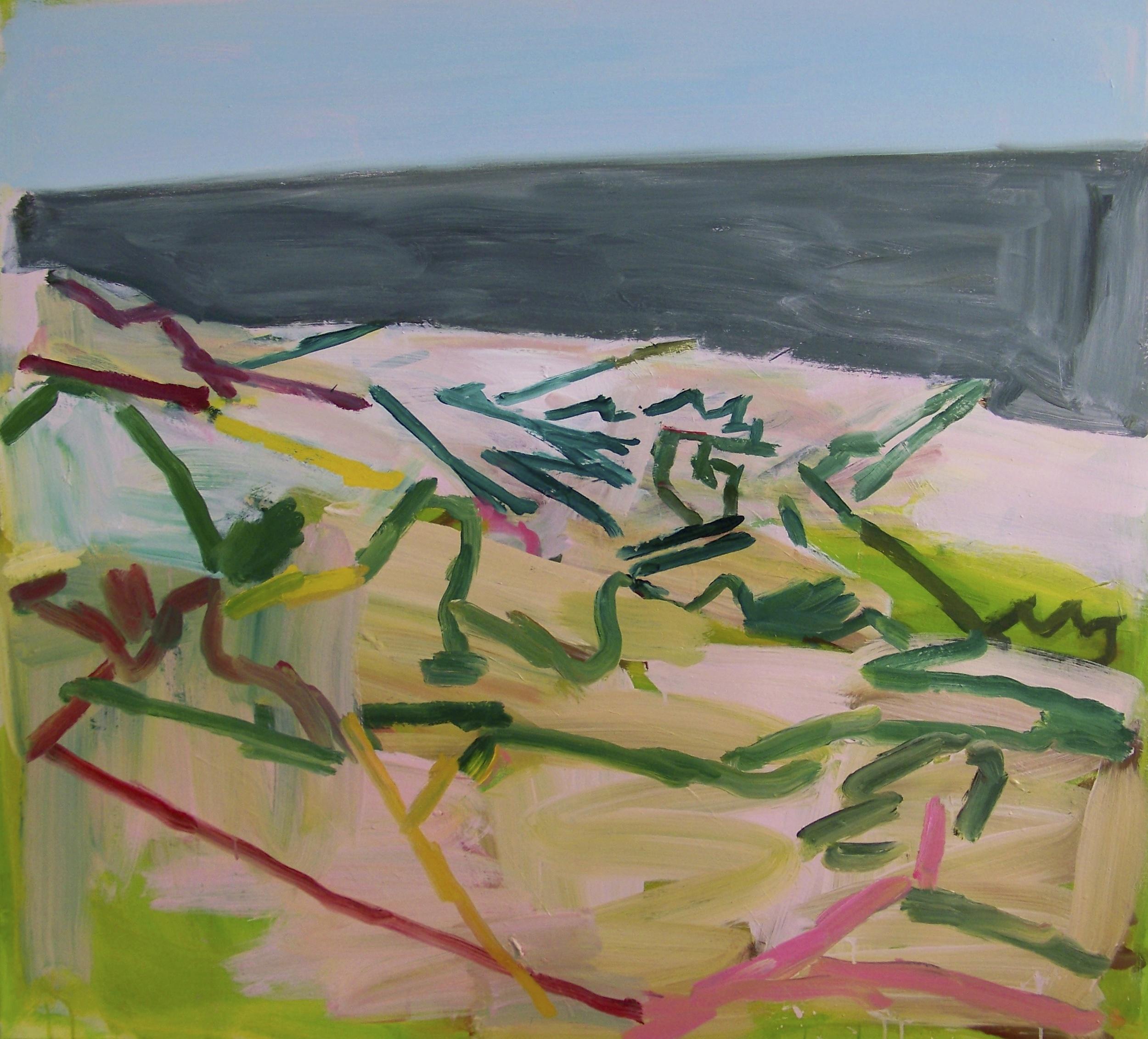 Sandy Hook and Dark Sea, 2013