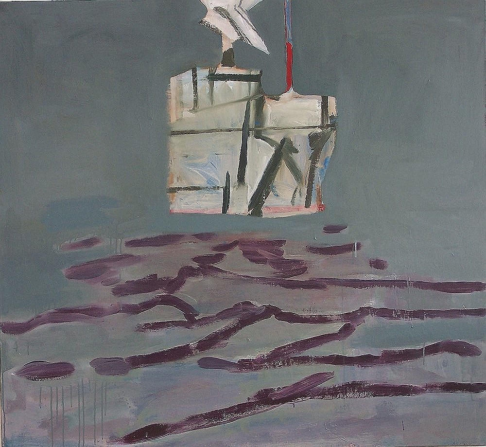 Copy of Freighter, 2005