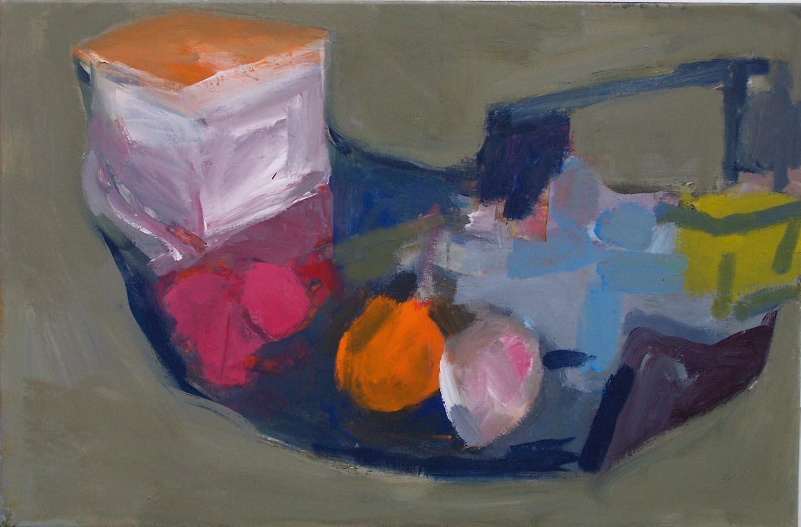 Blue Trawler, 2006
