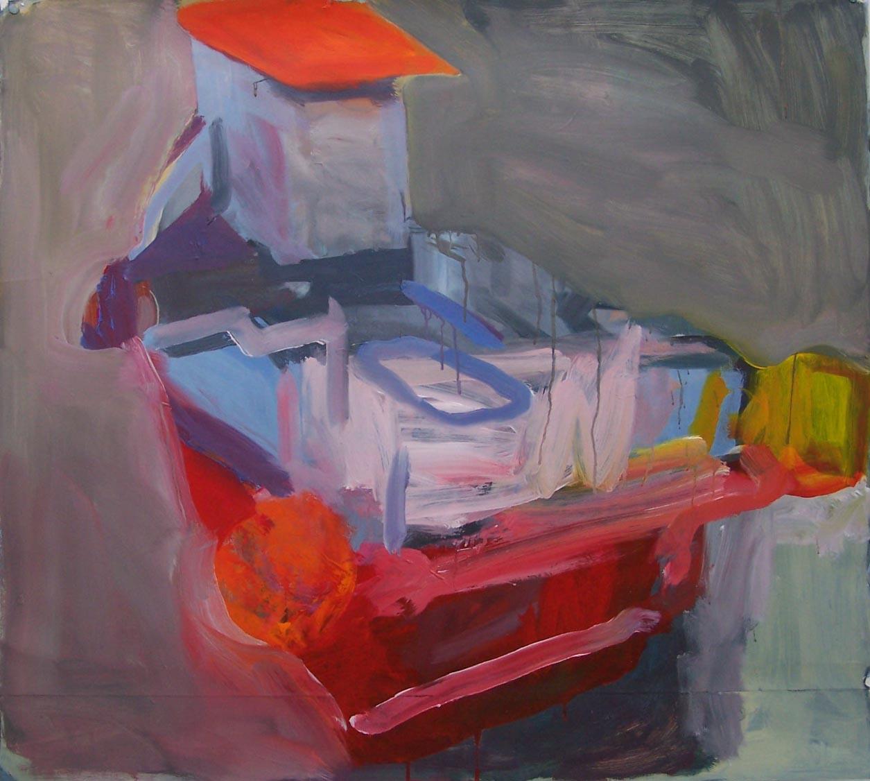Red Trawler, 2006