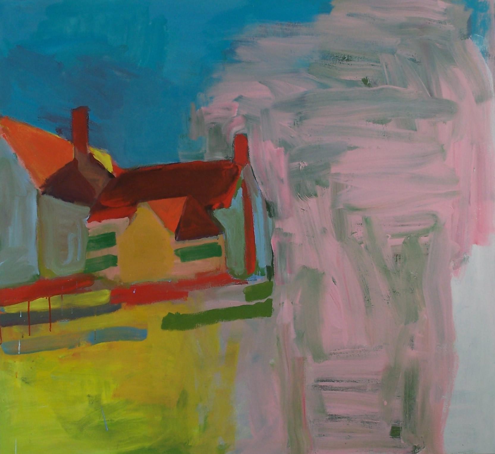 Willy Lott's House, Summer, 2007