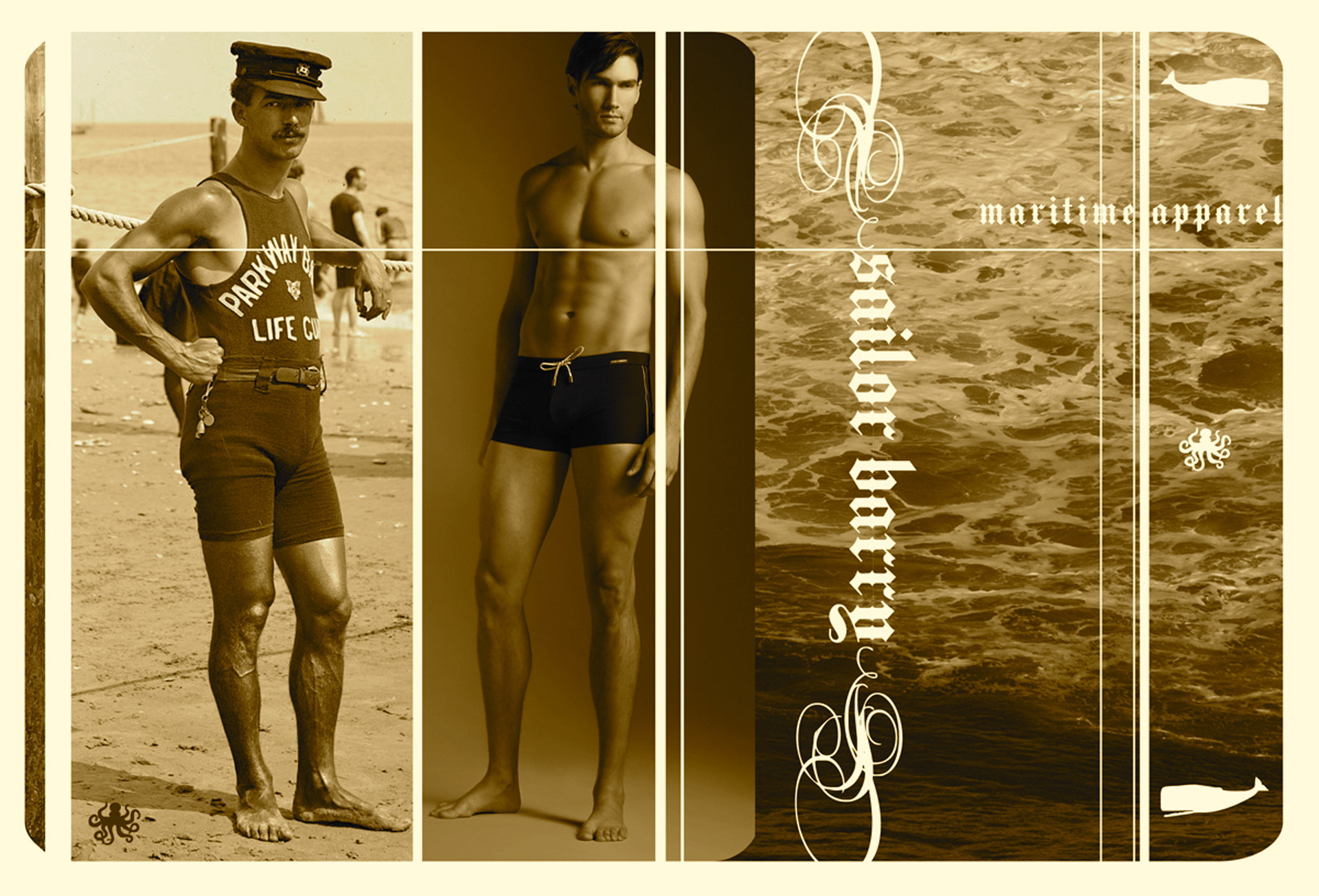 sailor barry clothing line
