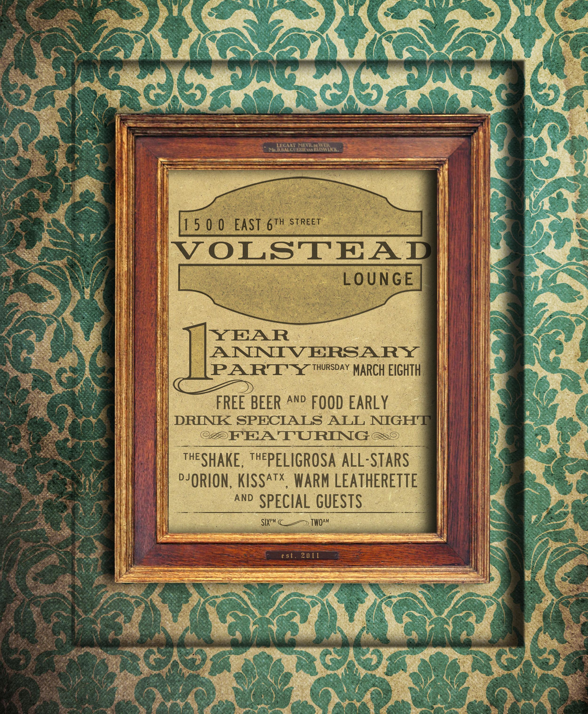 volstead anniversary