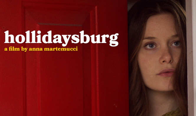 Promotional poster for Hollidaysburg