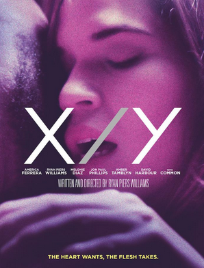 Promotional poster for X/Y