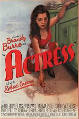 Promo poster for Actress