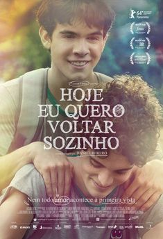 Portuguese promo poster for The Way He Looks