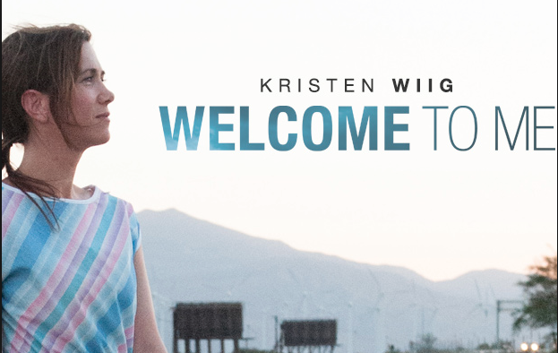 Promo poster for Welcome to Me