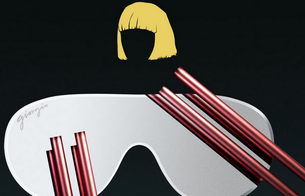 The Sia and Moroder collaboration