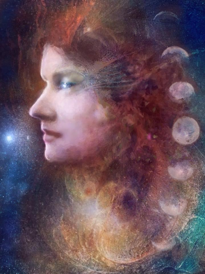 The Cosmic Feminine by Lisbeth Cheever-Gessaman
