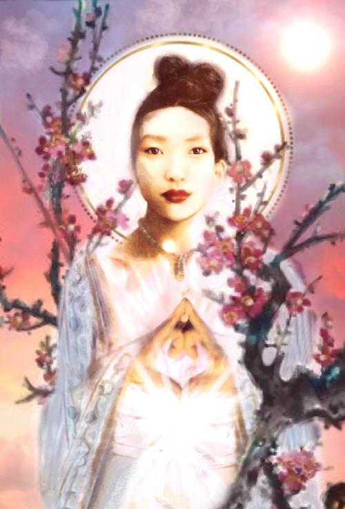 Quan Yin - SHeWhoIsArt