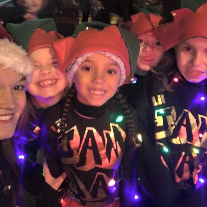 Morgantown Christmas Parade 2015