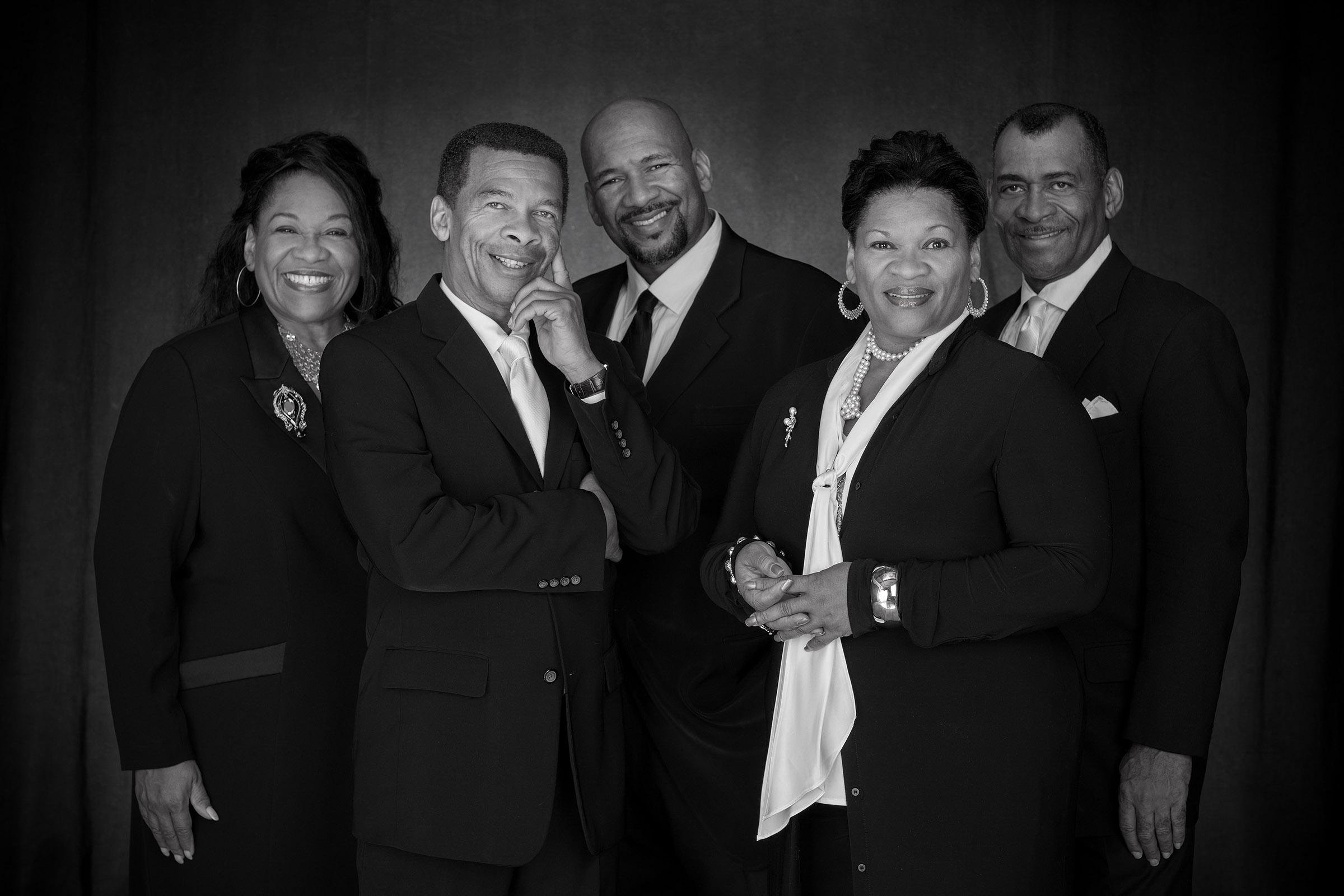 The Steeles - Internationally Acclaimed Gospel/R&B/Soul Powerhouse. (Prince,George Clinton, Mavis Staples)