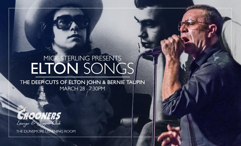 Mick Sterling Presents: Elton Songs - The Deep Cuts Of Elton John & Bernie Taupin