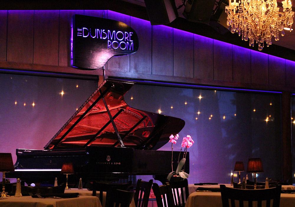 Crooners' 9-Foot Concert & Artist Series Steinway Grand Piano.