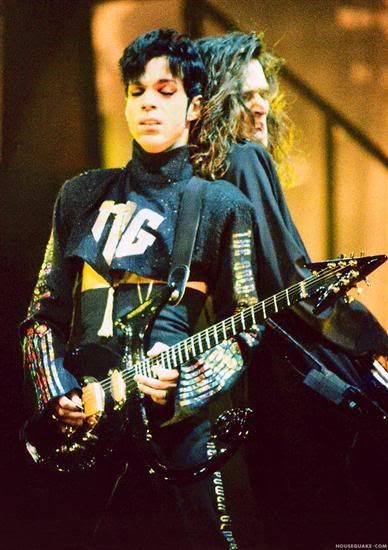 Tommy Barbarella With Prince & New Power Generation.
