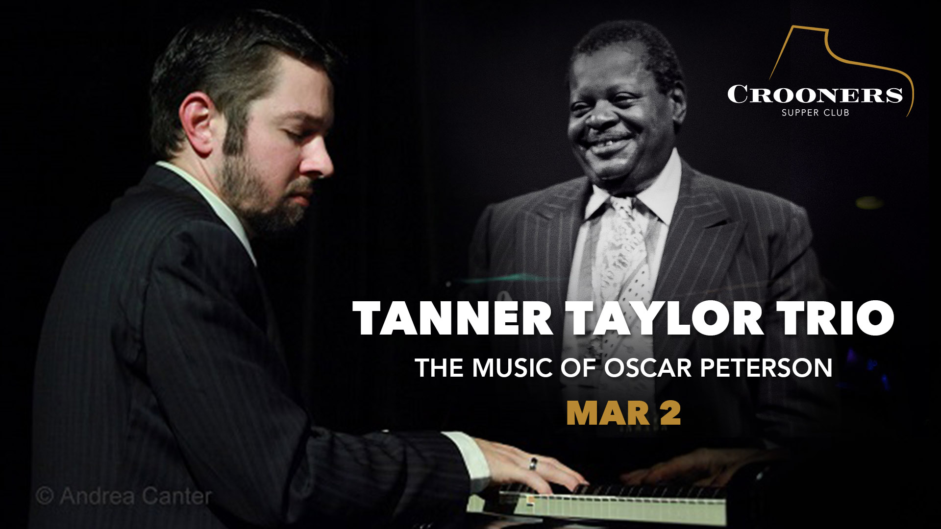 Tanner Taylor Trio plays Oscar Peterson - Twin Cities Virtuosic Piano Master