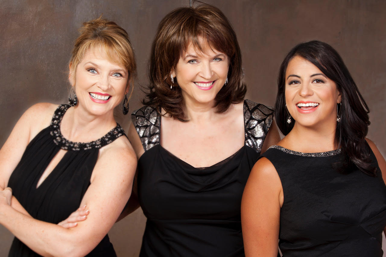 Songs from the girl singers - Colleen Raye, Debbie O'Keefe and Katie Gearty perform music from several of Colleen Raye's shows as well as songs from their own personal favorite female vocalists. Accompanied by Music Director Norton Lawellin, you'll hear a wide range of music including hits from Rosemary Clooney, Patsy Cline, Peggy Lee, Eva Cassidy, Linda Ronstadt, Patti Page, Doris Day, Dionne Warwick,Dusty Springfield, Jo Stafford, Barbra Streisand and more.
