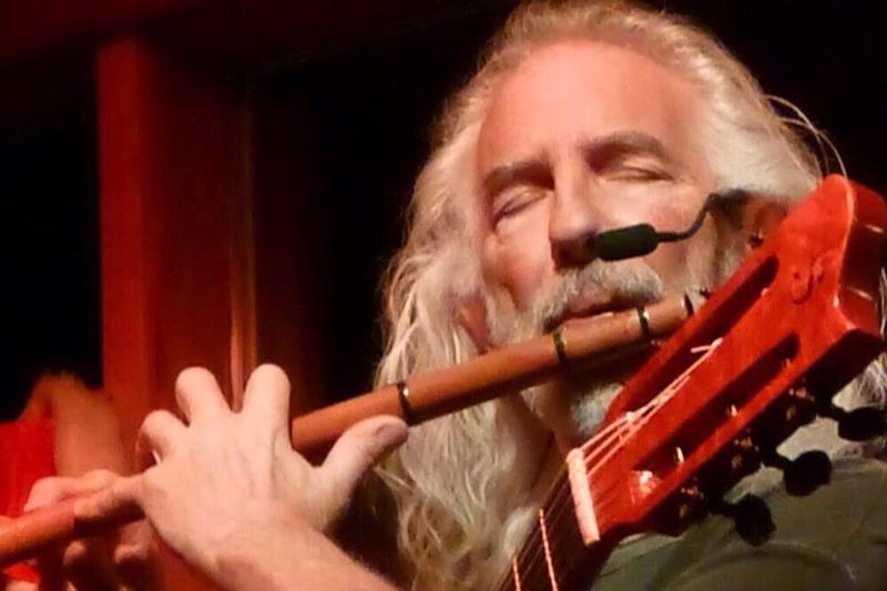 Folk Legends - Michael Monroe - Minnesota's Acoustic Music Treasure