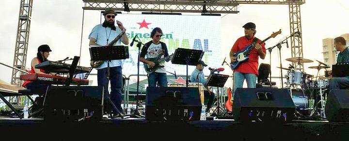 CAFÊZZ - Puerto Rican Latin Jazz & Word Fusion