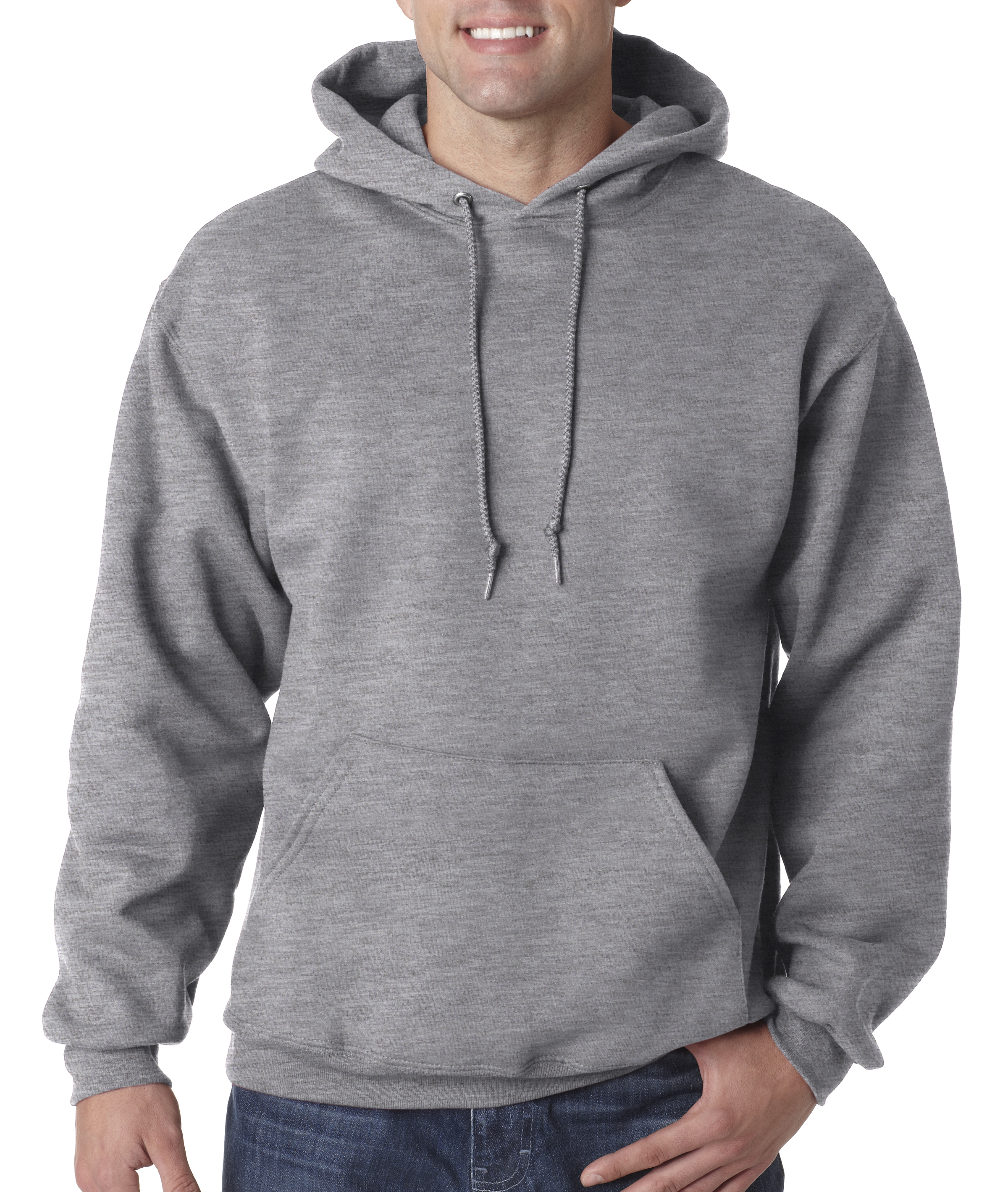 Jerzees SuperSweats Hooded Sweatshirt