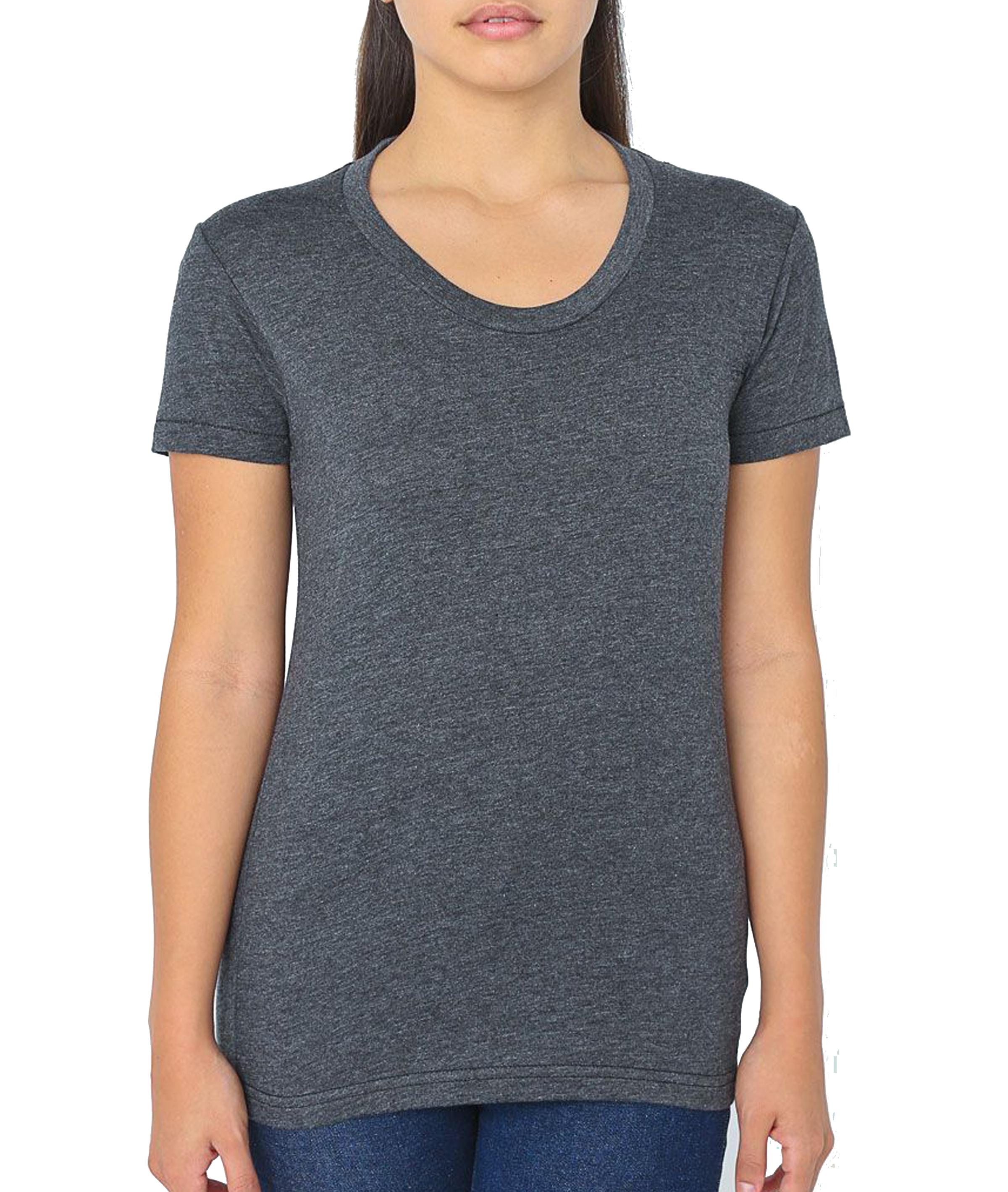 American Apparel Ladies' Cotton/Poly T-Shirt