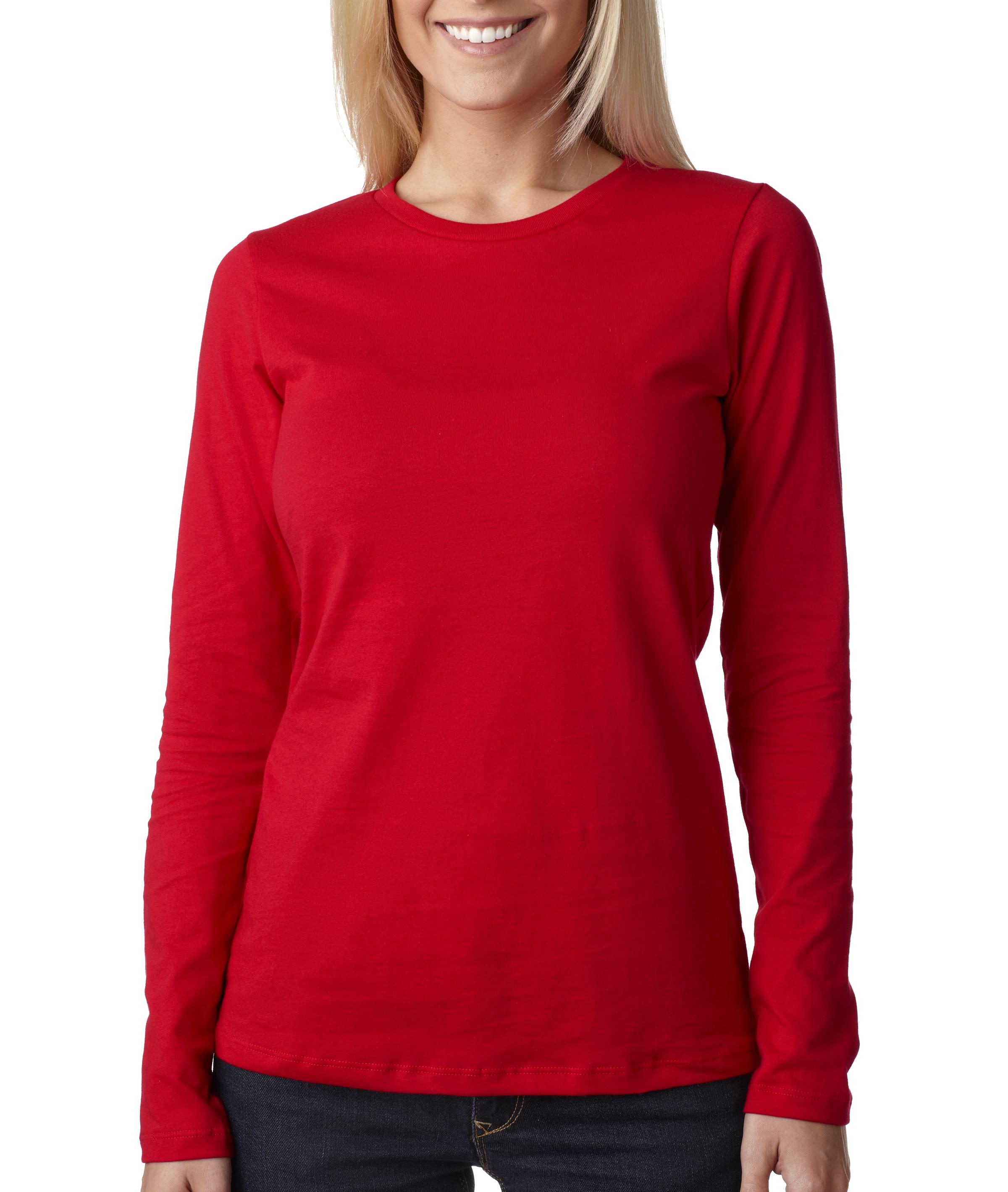 Bella+Canvas Long Sleeve Ladies' T-Shirt