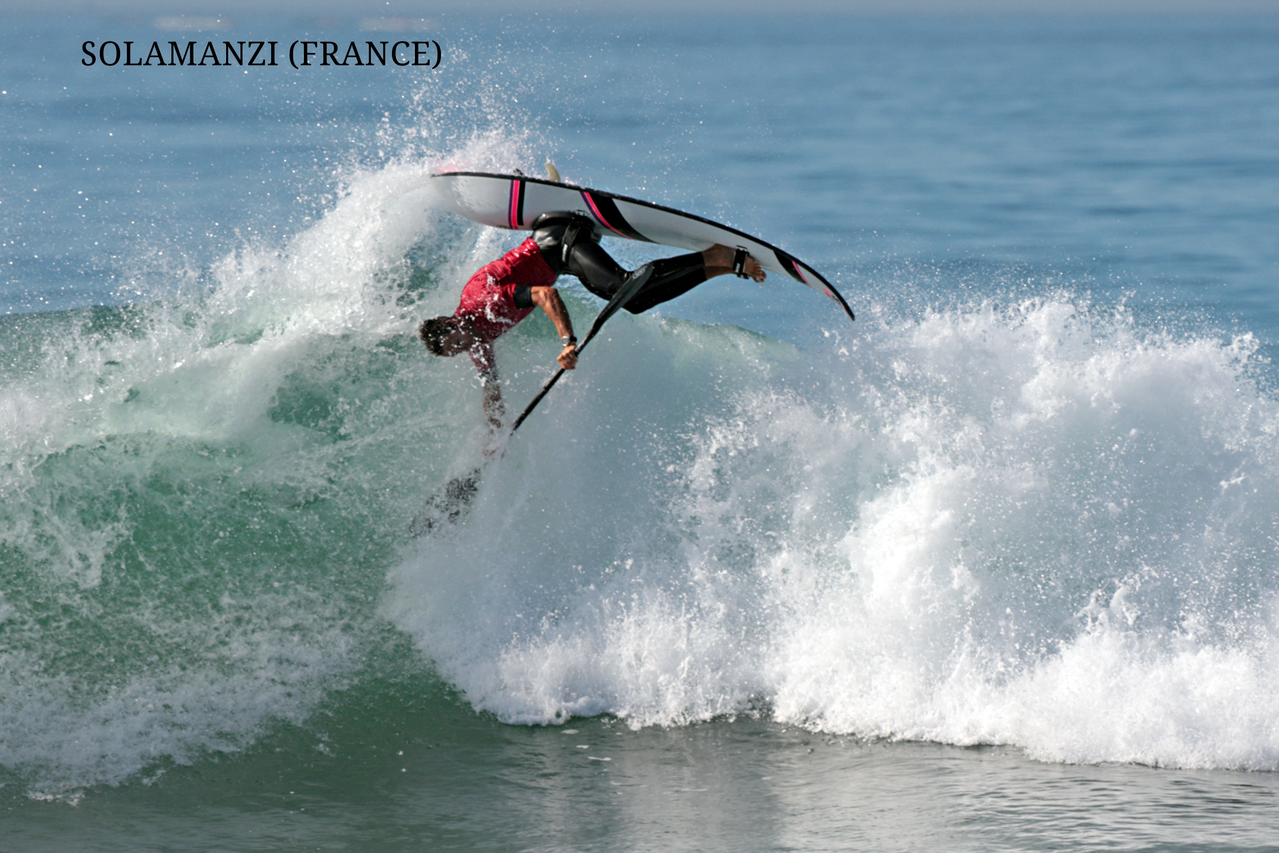 SOLAMANZI (FRANCE) - Showing Mathieu Babarit (FR) - click on the picture to go to Solamanzi website - Photo Copyright Dominick Lemarie Photography