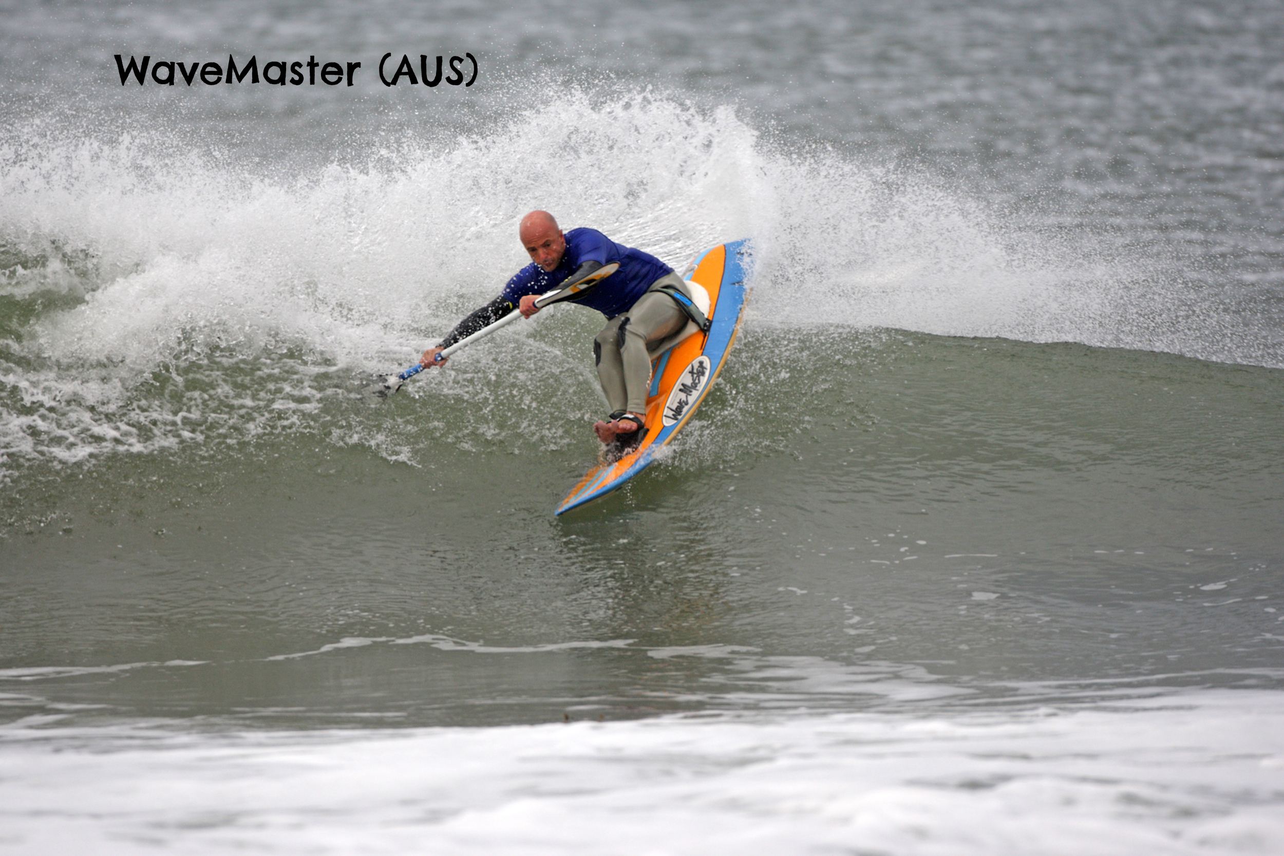 WAVEMASTER (AUSTRALIA) - Showing Steve Moser, US Agent, CA, USA - click on the picture to go to WaveMaster website - Photo Copyright Dominick Lemarie Photography