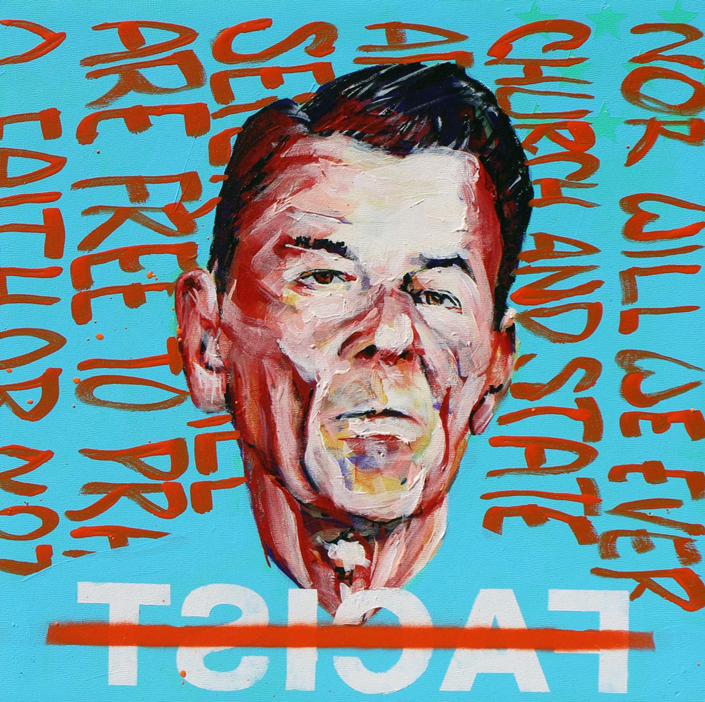 Ronald Reagan Hated Facists (Speech)