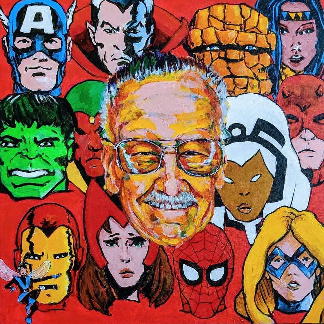 Stan Lee (Heroes)